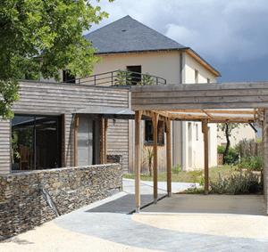 Construction de maison en bois à Angers Maine et Loire 49 – Batibat